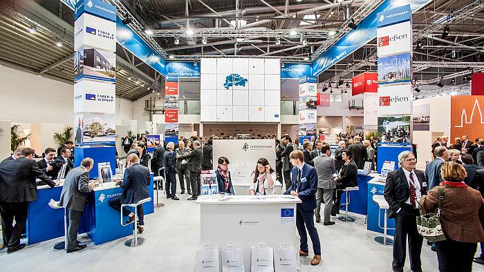 Die Region Mittelhessen präsentiert sich auf der Expo Real in München