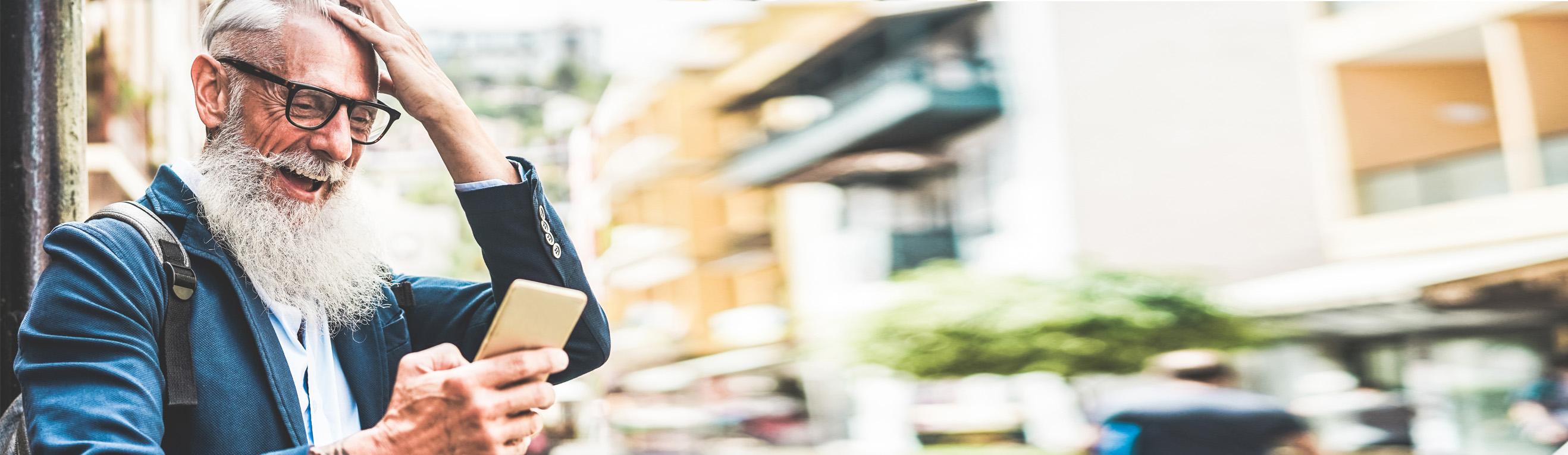 VR-Banking App - mobiles Banking unterwegs