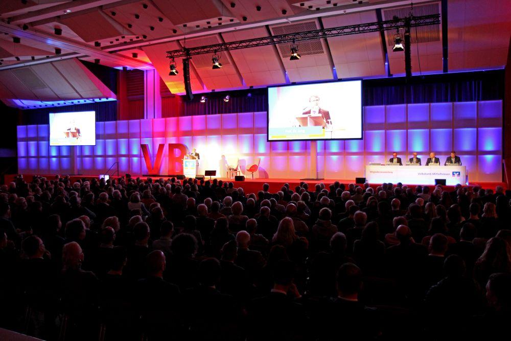 Mitgliederversammlung 2019 in Gießen, Bild 1
