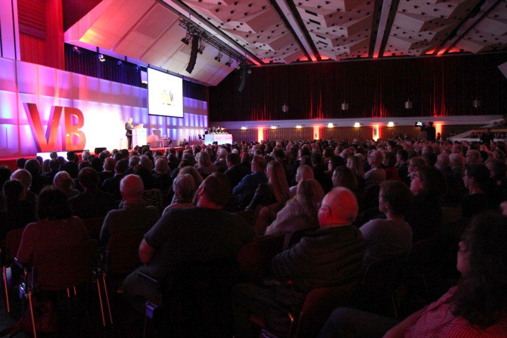 Mitgliederversammlung 2020 in Gießen, Bild 1