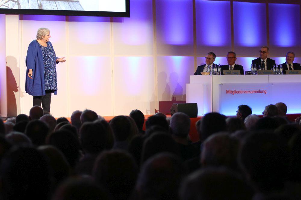 Mitgliederversammlung 2020 in Gießen, Bild 20