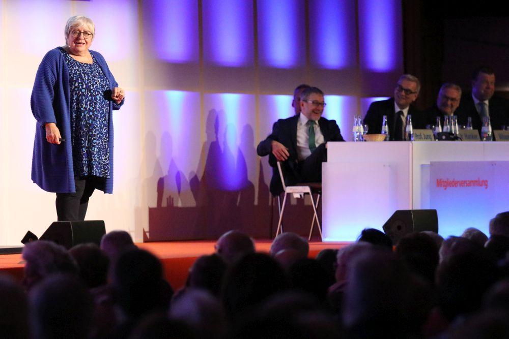 Mitgliederversammlung 2020 in Gießen, Bild 30