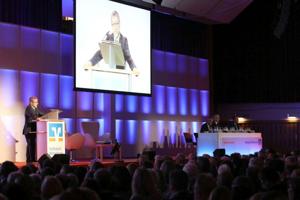 Mitgliederversammlung 2020 in Gießen, Bild 2