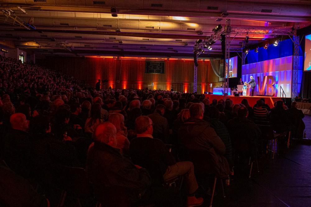 Bildergalerie Mitgliederversammlung 2020 in Marburg, Bild 1