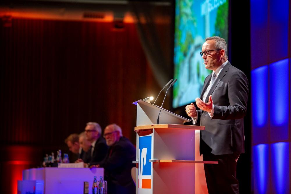 Bildergalerie Mitgliederversammlung 2020 in Marburg, Bild 5