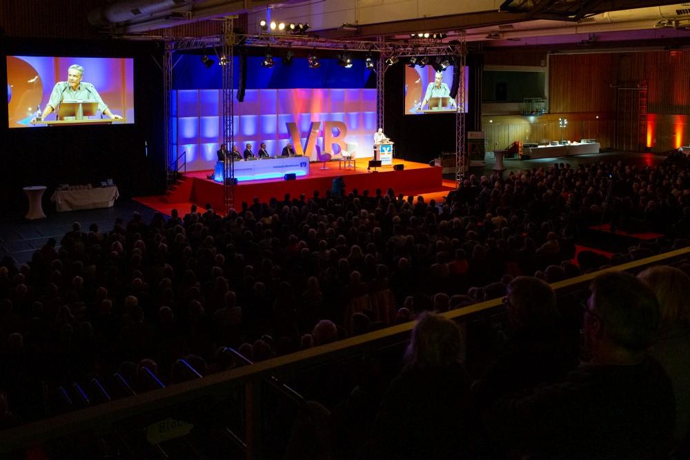 Bildergalerie Mitgliederversammlung 2020 in Marburg, Bild 20