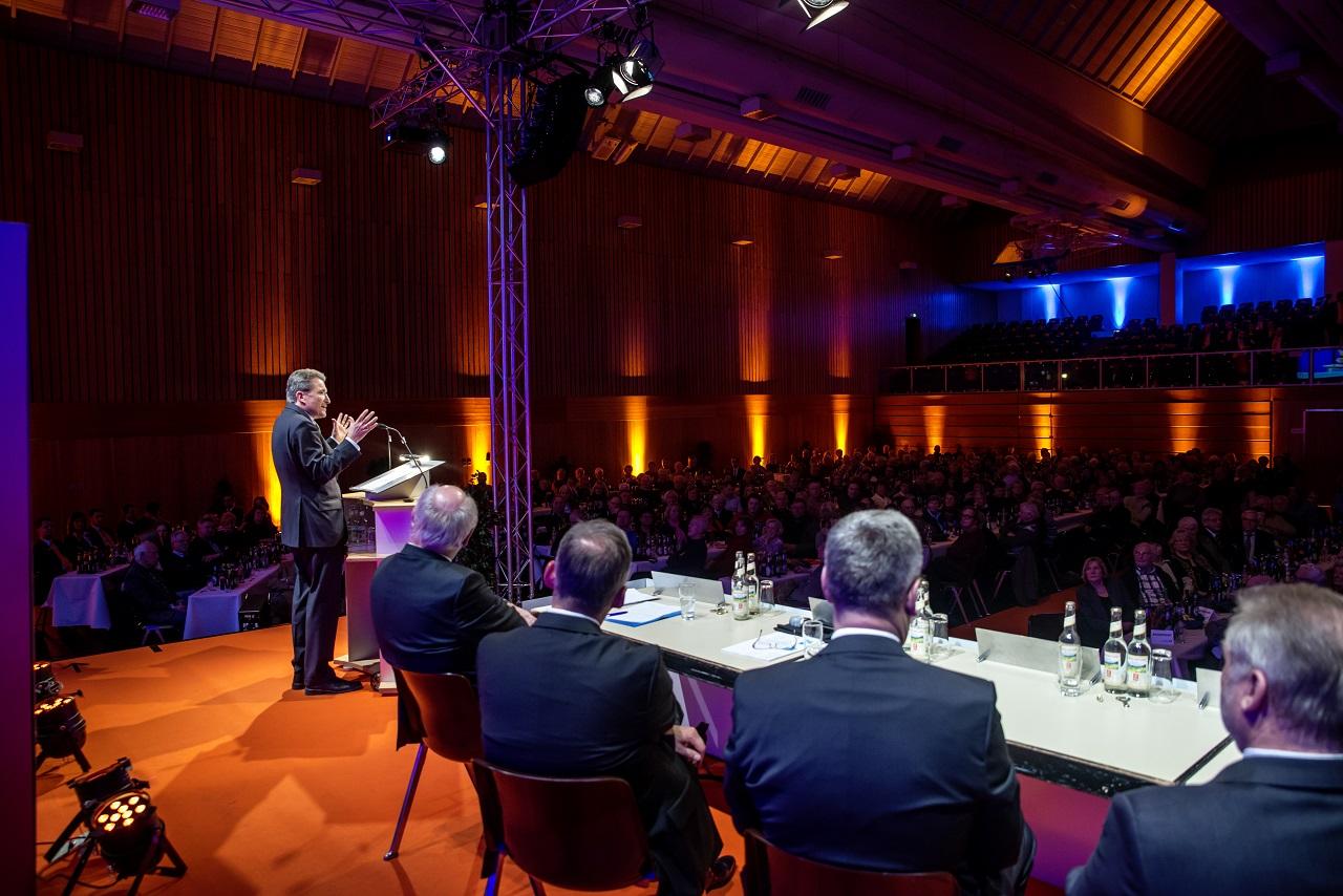 Bildergalerie Mitgliederversammlung 2014 Marburg, Bild 7