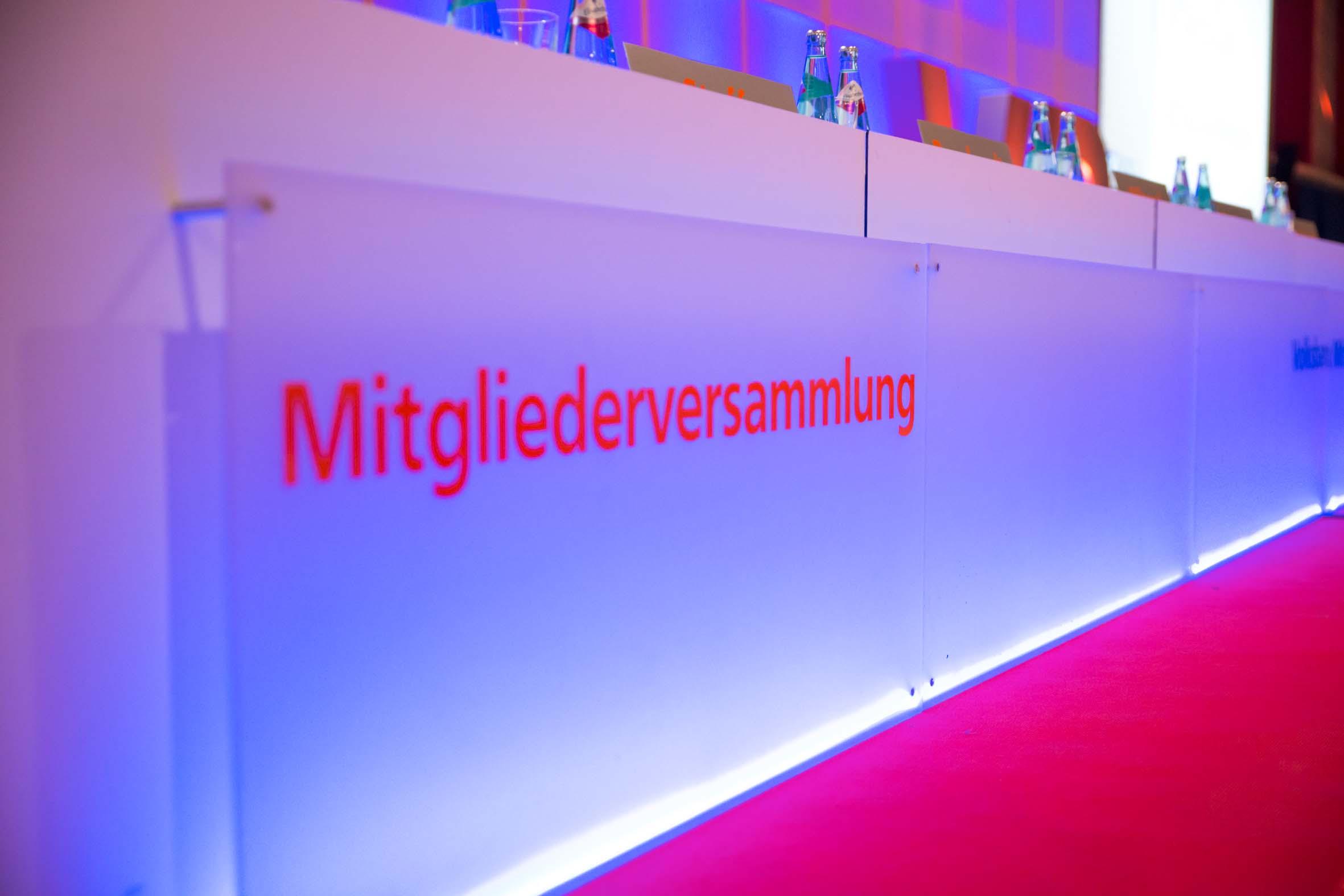 Bildergalerie Mitgliederversammlung 2015 in Gießen, Bild 1