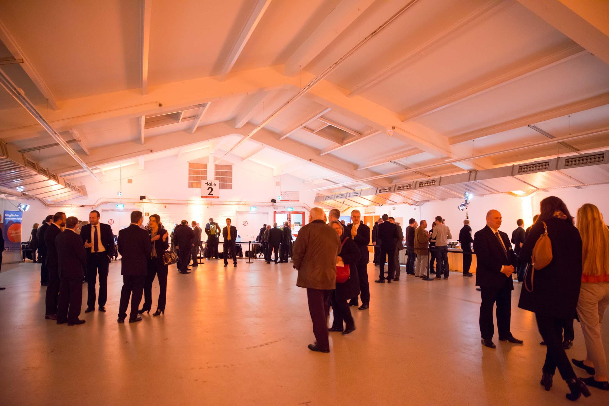 Bildergalerie Mitgliederversammlung 2015 in Gießen, Bild 14
