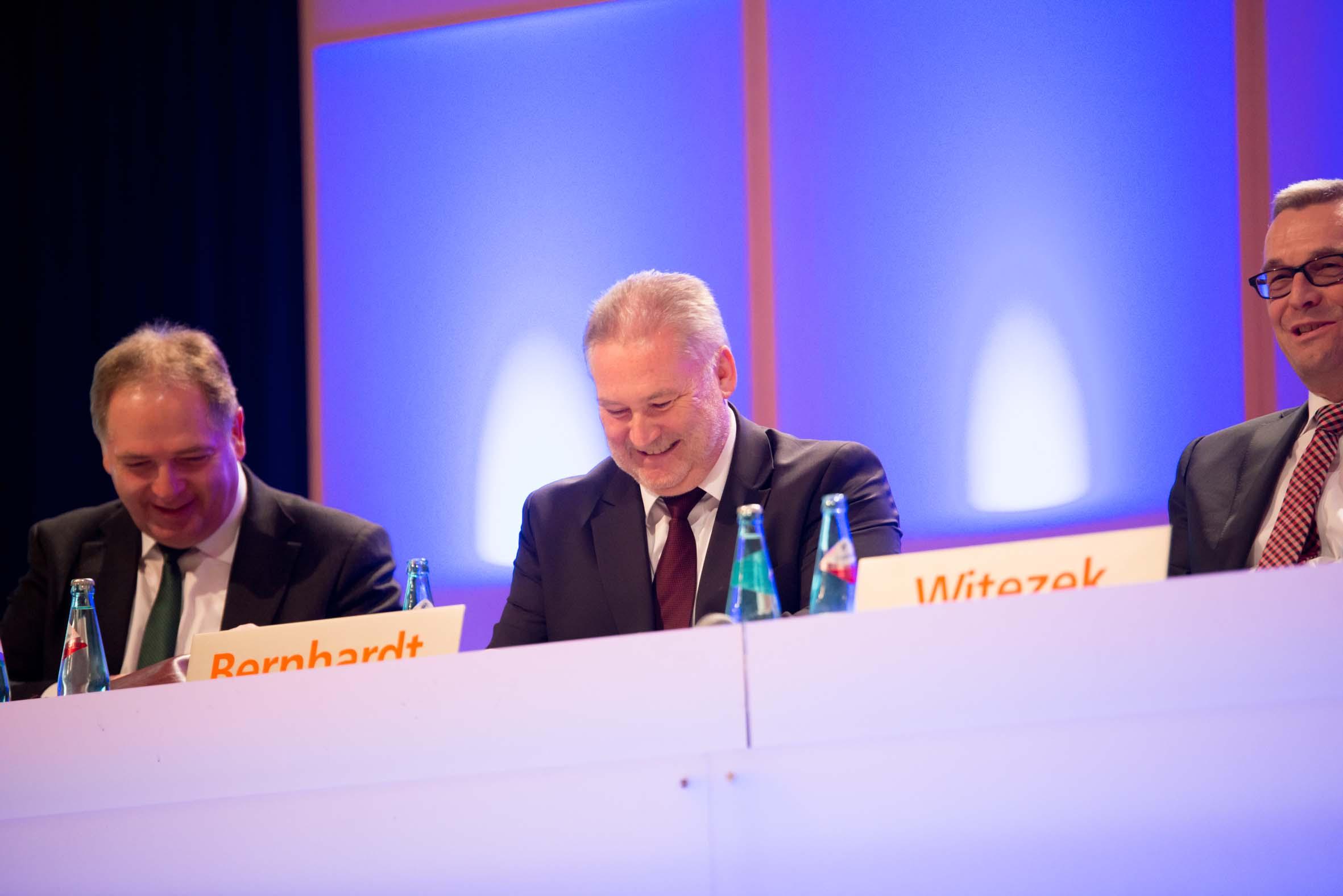 Bildergalerie Mitgliederversammlung 2015 in Gießen, Bild 25