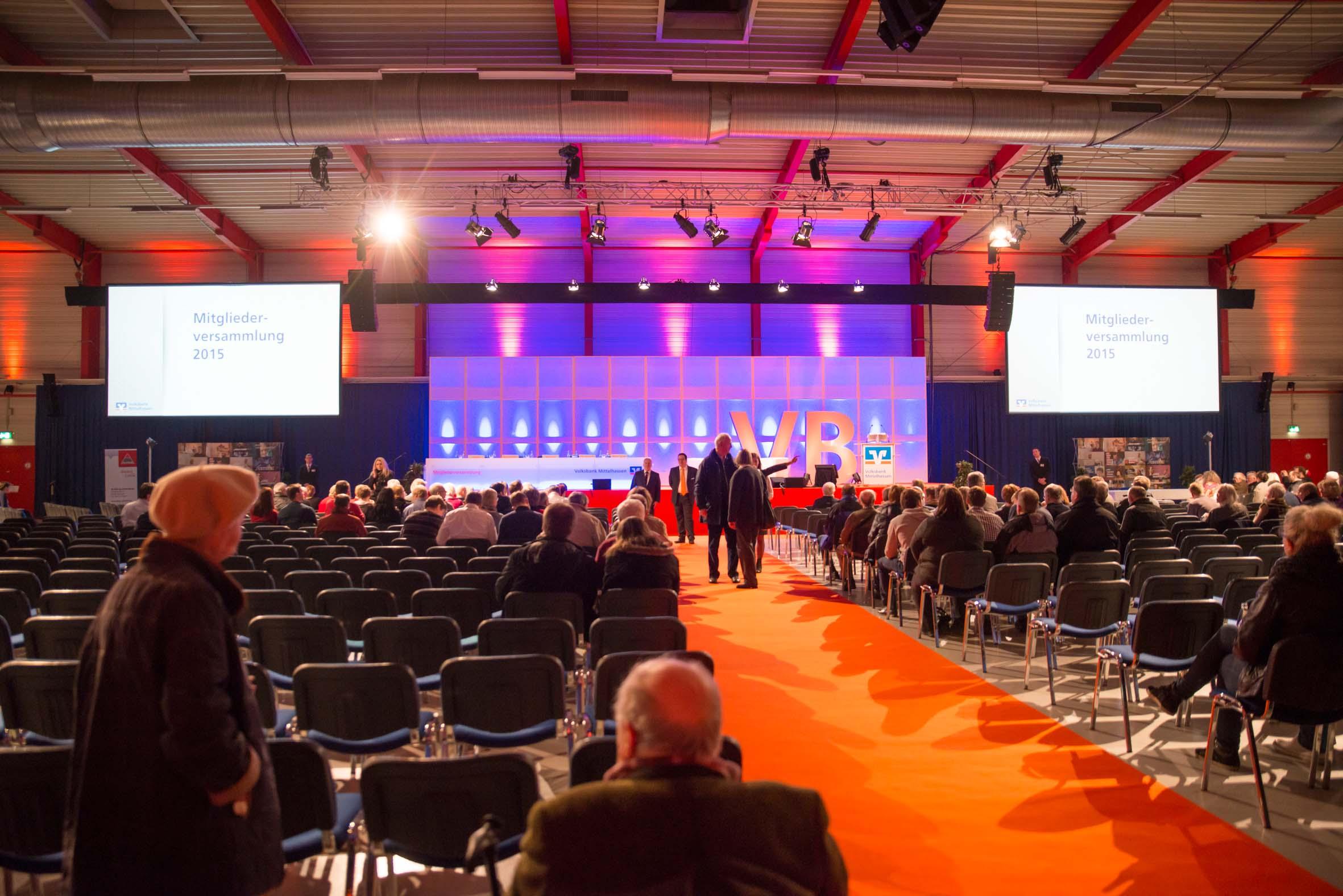 Bildergalerie Mitgliederversammlung 2015 in Gießen, Bild 8