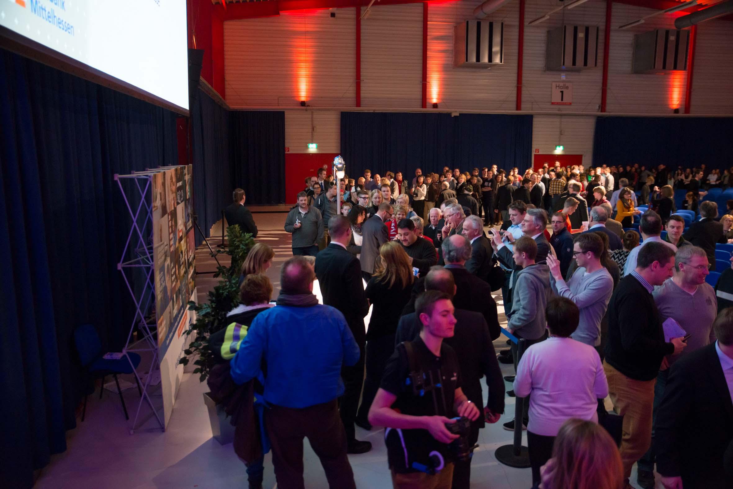 Bildergalerie Mitgliederversammlung 2015 in Gießen, Bild 66