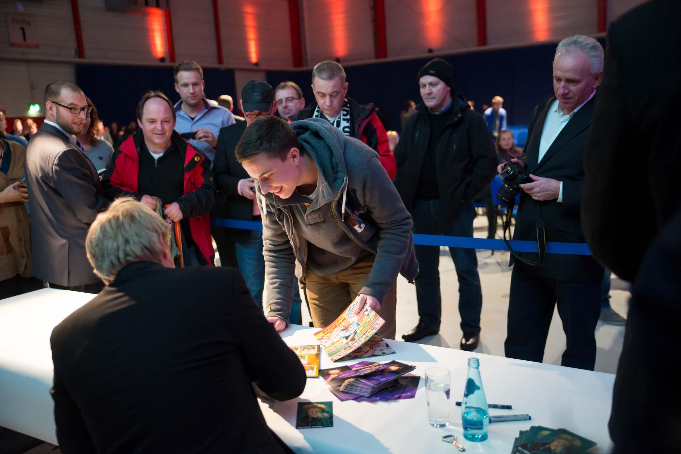 Bildergalerie Mitgliederversammlung 2015 in Gießen, Bild 73