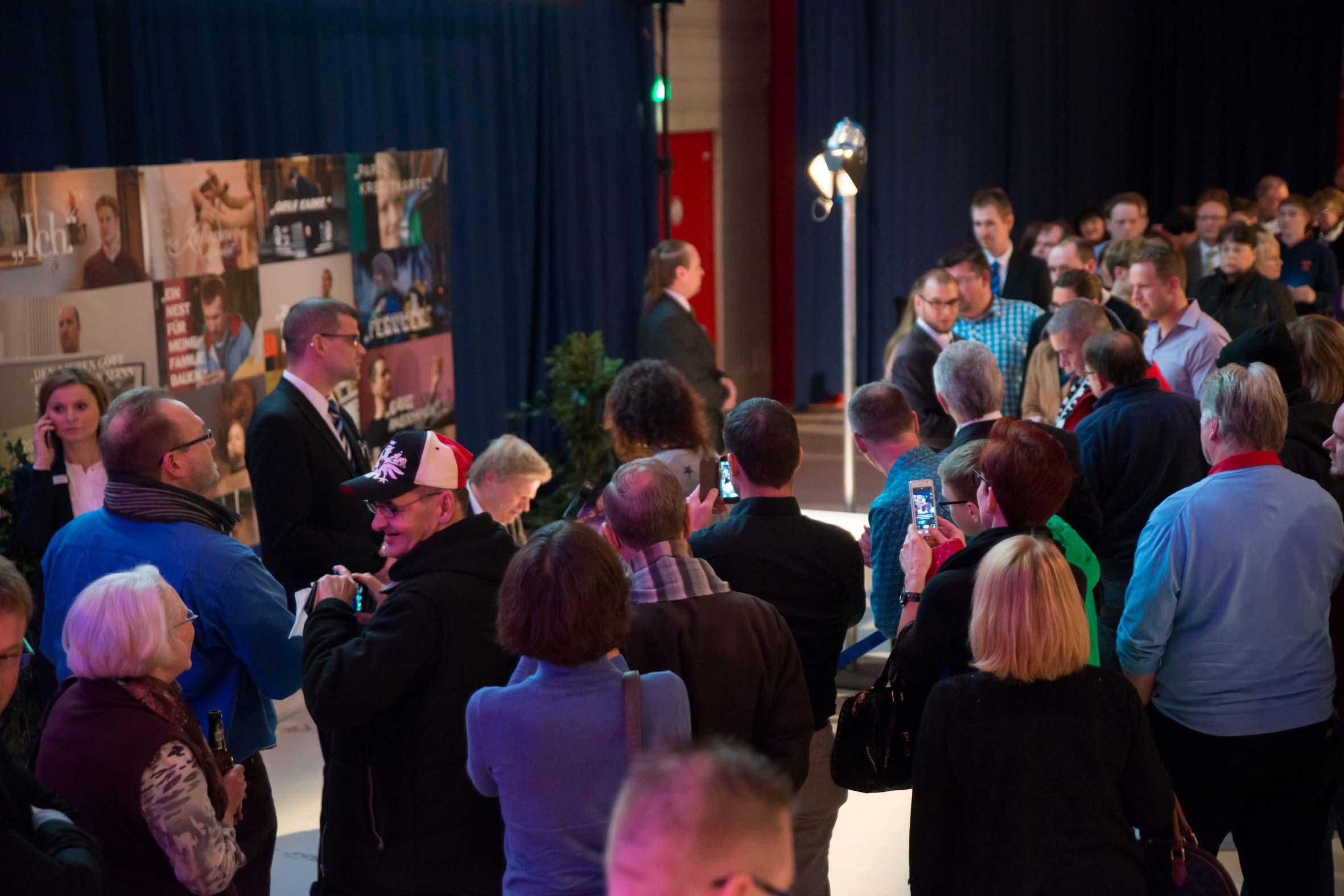 Bildergalerie Mitgliederversammlung 2015 in Gießen, Bild 75