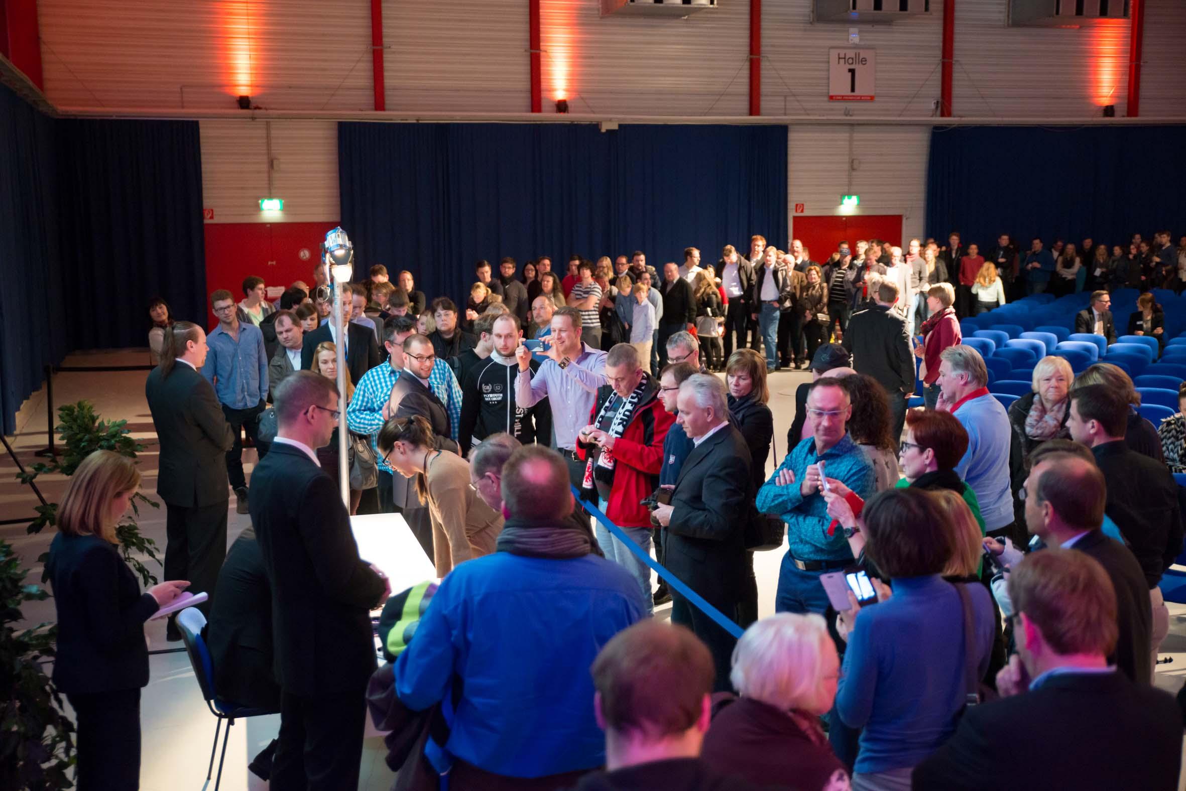 Bildergalerie Mitgliederversammlung 2015 in Gießen, Bild 76