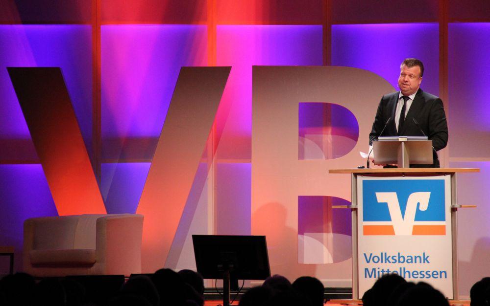 Volksbank Mittelhessen: Mitgliederversammlung 2016 Gießen, Bild 9