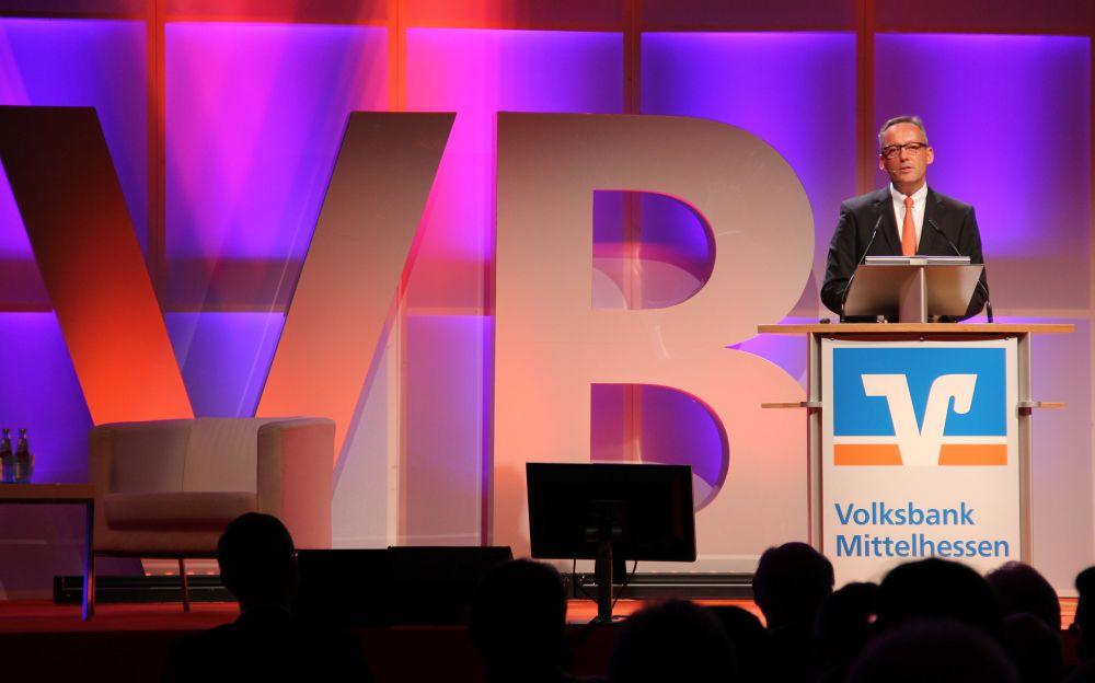 Volksbank Mittelhessen: Mitgliederversammlung 2016 Gießen, Bild 3