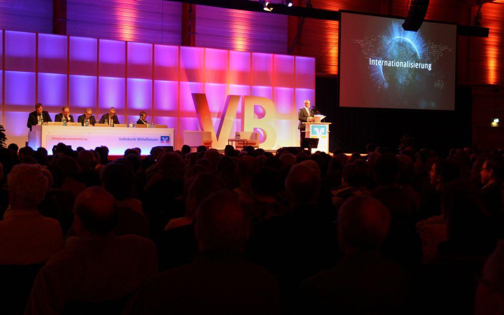 Volksbank Mittelhessen: Mitgliederversammlung 2016 Gießen, Bild 5