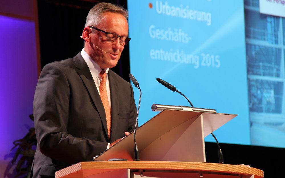 Volksbank Mittelhessen: Mitgliederversammlung 2016 Gießen, Bild 6