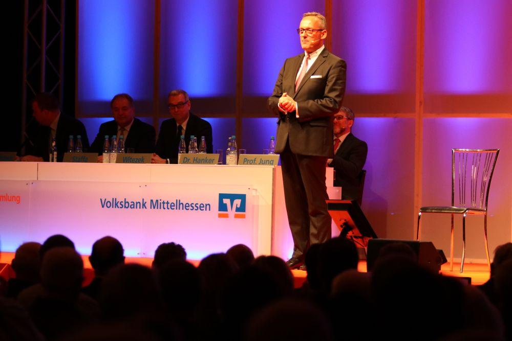 Volksbank Mittelhessen: Mitgliederversammlung 2018 in Marburg, Bild 40