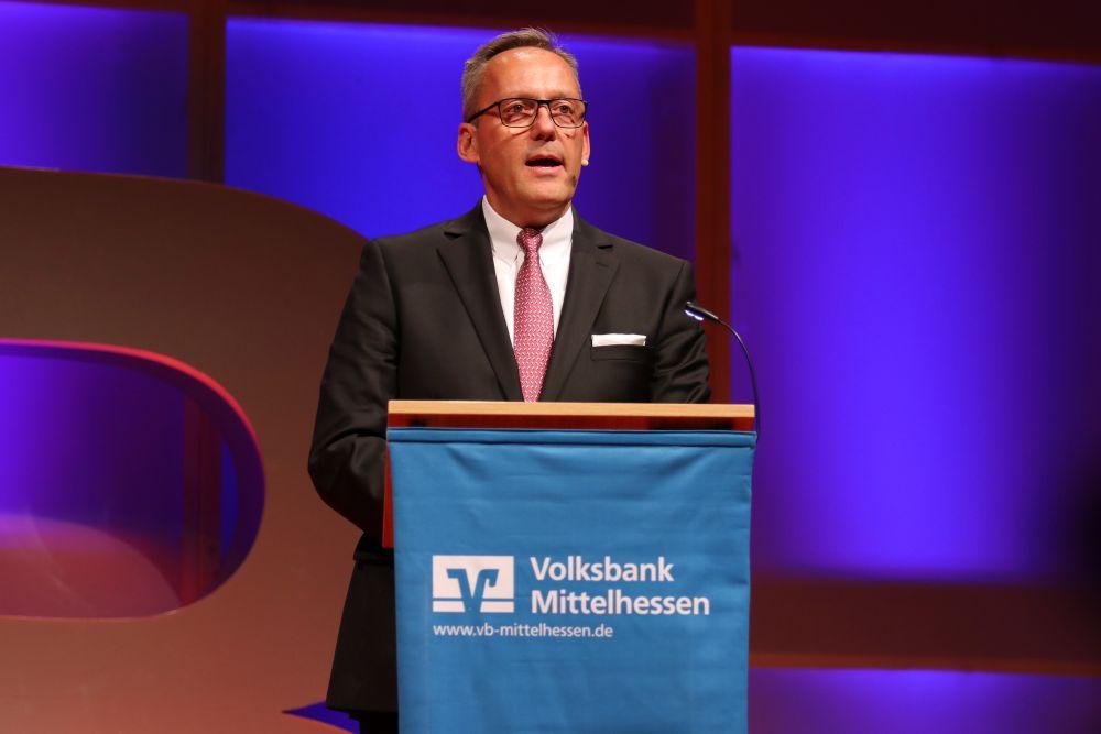 Volksbank Mittelhessen: Mitgliederversammlung 2018 in Marburg, Bild 7
