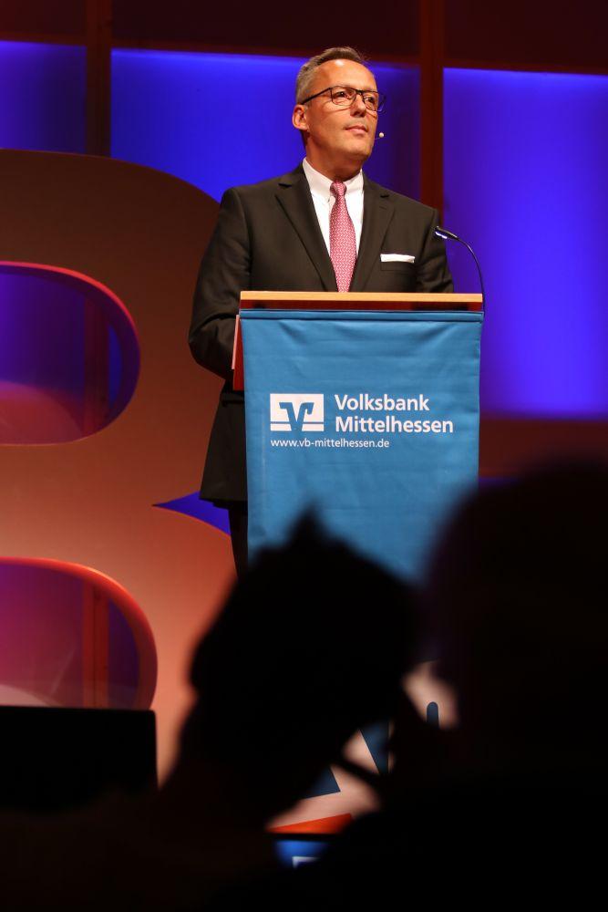 Volksbank Mittelhessen: Mitgliederversammlung 2018 in Marburg, Bild 8