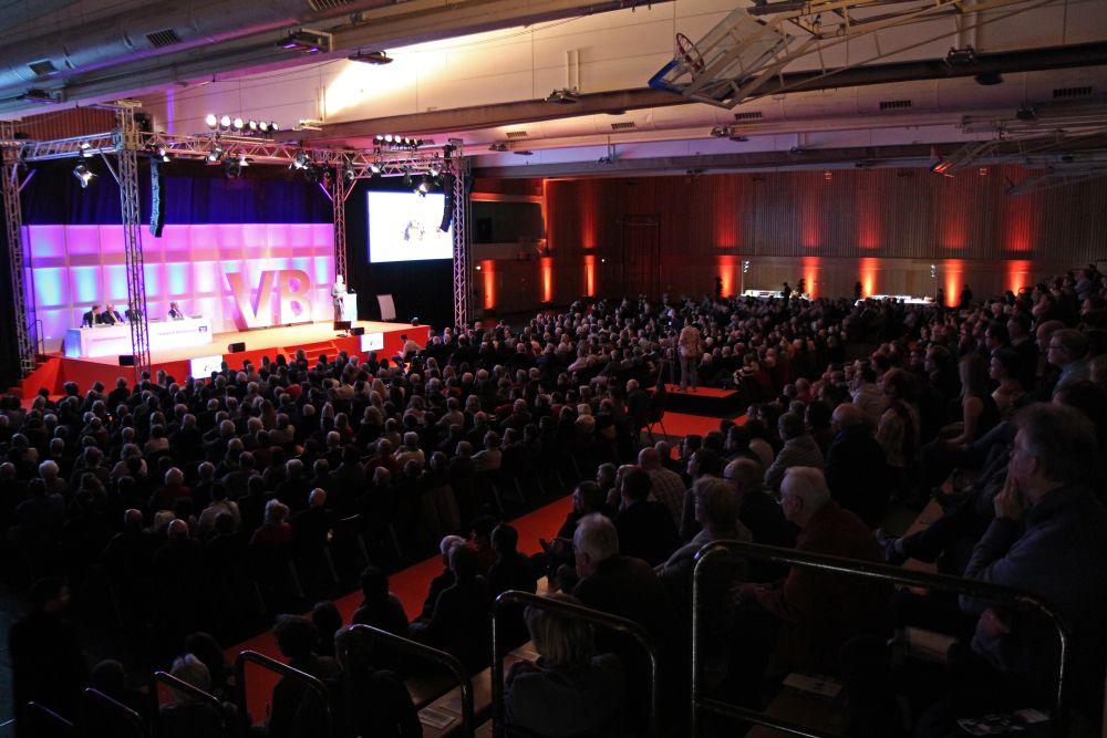 Volksbank Mittelhessen: Mitgliederversammlung 2018 in Marburg, Bild 10