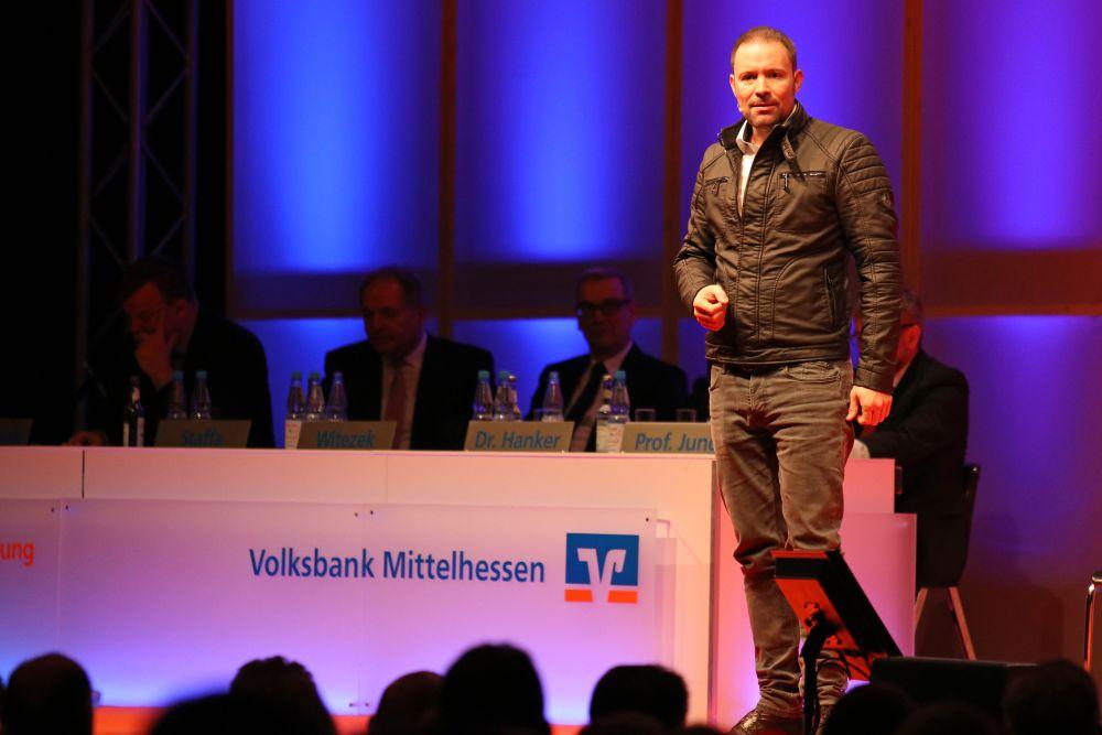 Volksbank Mittelhessen: Mitgliederversammlung 2018 in Marburg, Bild 14