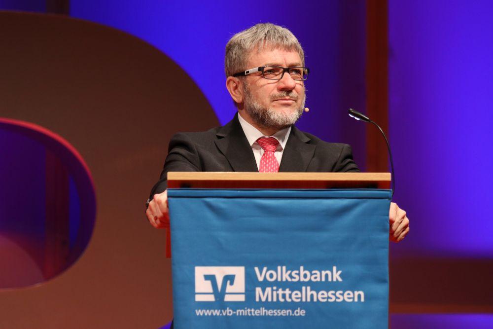 Volksbank Mittelhessen: Mitgliederversammlung 2018 in Marburg, Bild 4