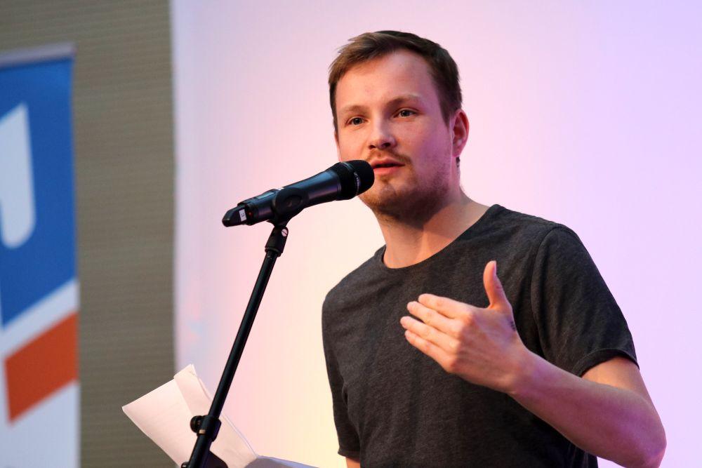 Poetry Slam 2018 in Gießen - Bild 13