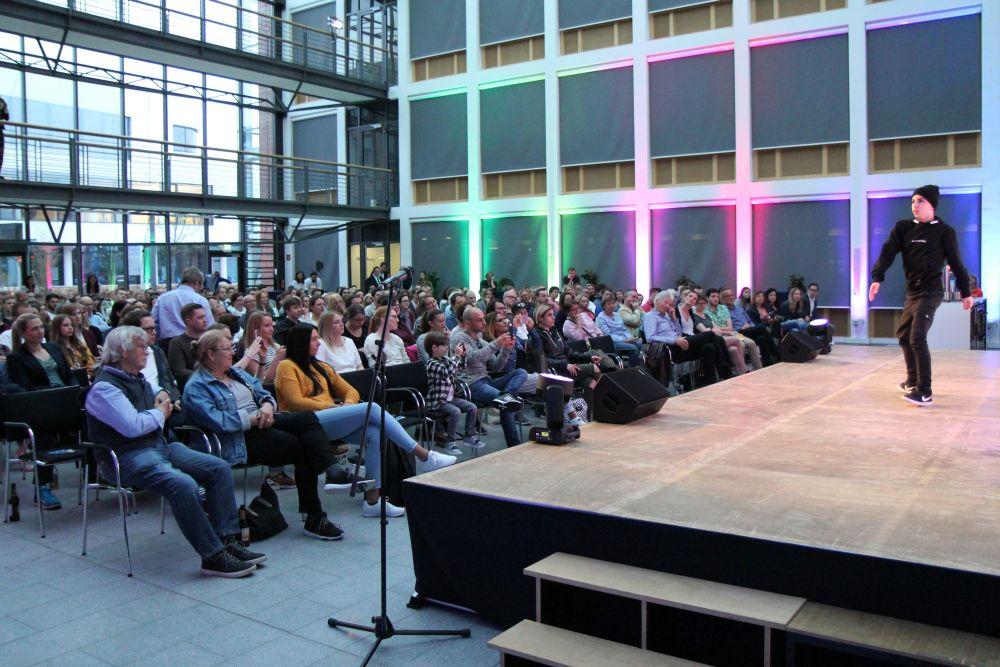 Poetry Slam 2018 in Gießen - Bild 18