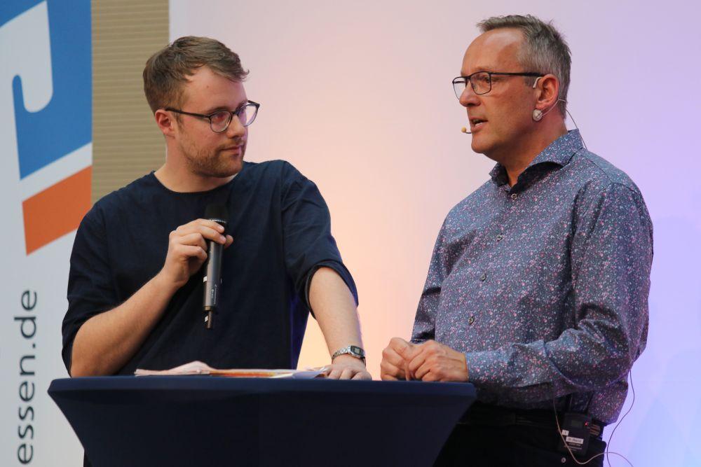 Poetry Slam 2018 in Gießen - Bild 9