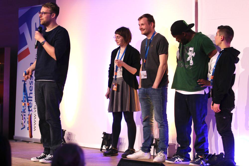 Poetry Slam 2018 in Gießen - Bild 35