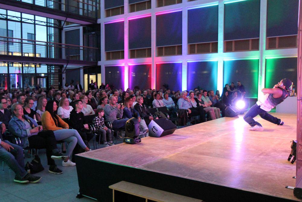 Poetry Slam 2018 in Gießen - Bild 31