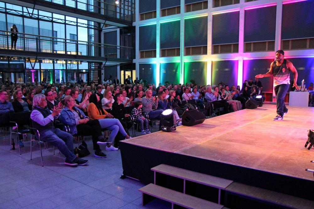 Poetry Slam 2018 in Gießen - Bild 32