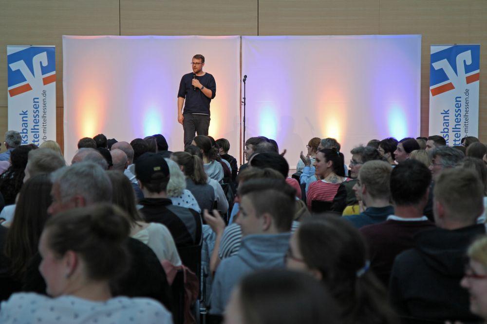 Poetry Slam 2018 in Gießen - Bild 11