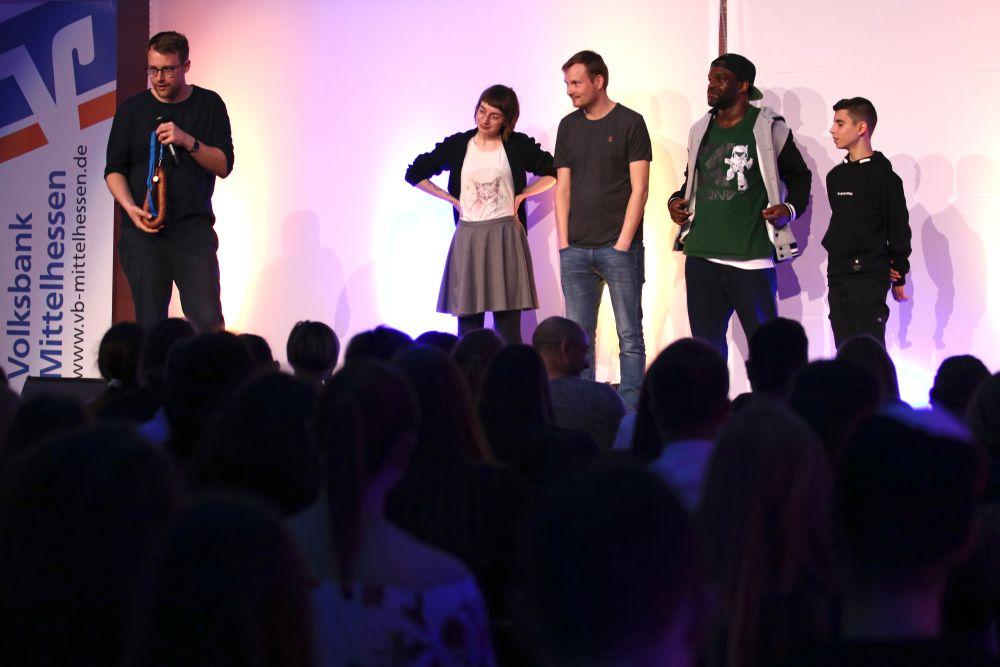 Poetry Slam 2018 in Gießen - Bild 34