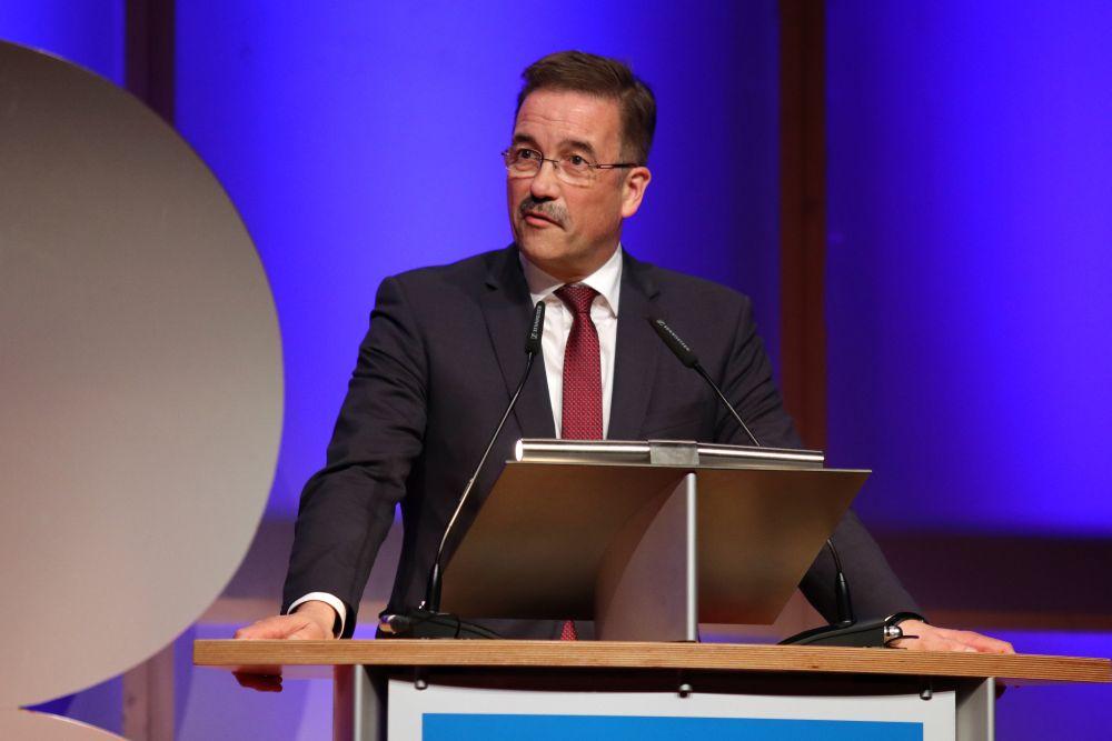 Volksbank Mittelhessen: Mitgliederversammlung 2018 in Wetzlar, Bild 7