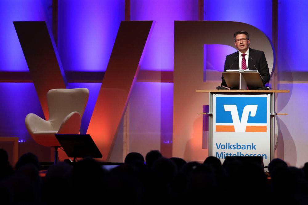 Volksbank Mittelhessen: Mitgliederversammlung 2018 in Wetzlar, Bild 5