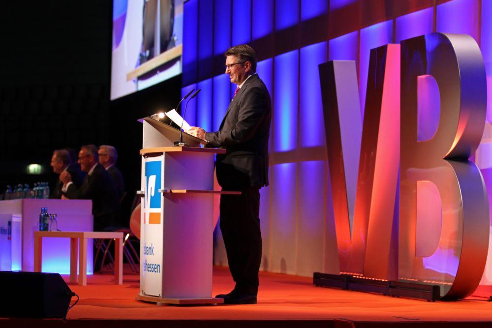 Volksbank Mittelhessen: Mitgliederversammlung 2018 in Wetzlar, Bild 4