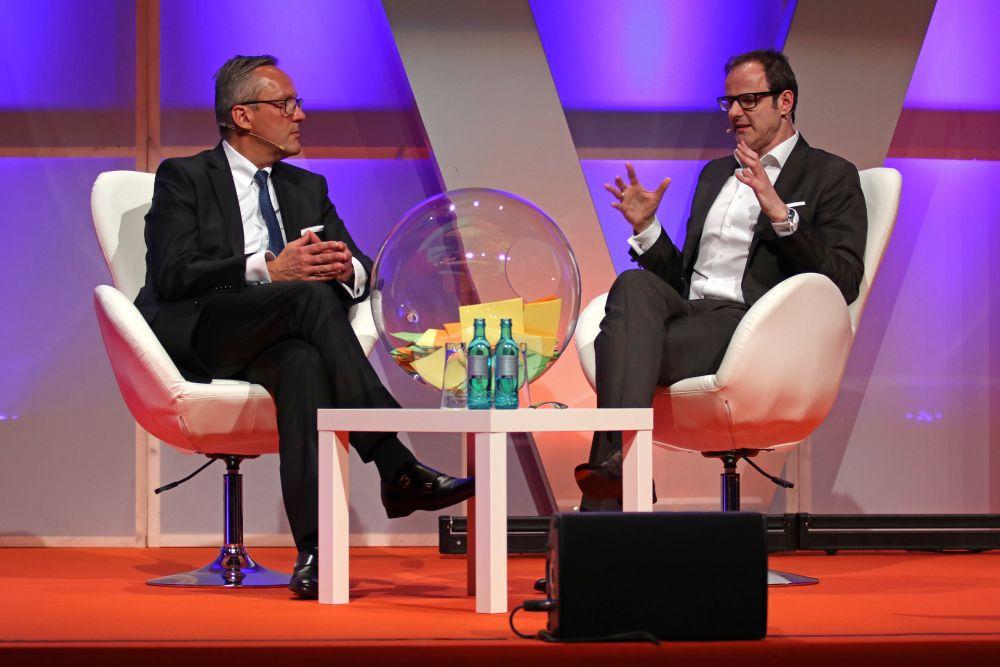 Volksbank Mittelhessen: Mitgliederversammlung 2018 in Wetzlar, Bild 33