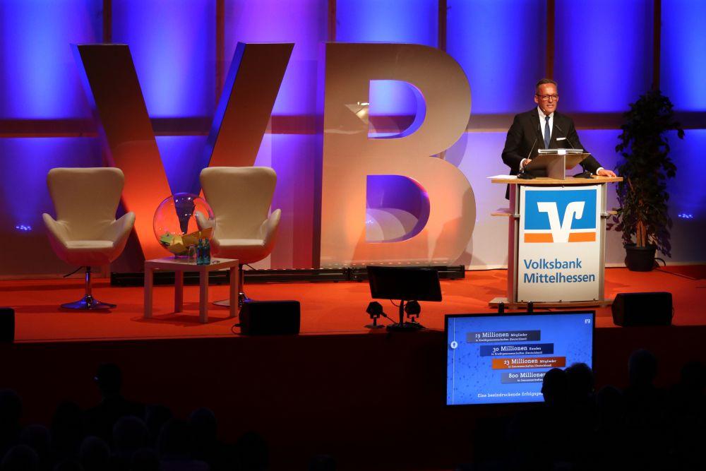 Volksbank Mittelhessen: Mitgliederversammlung 2018 in Wetzlar, Bild 14