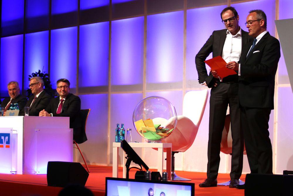 Volksbank Mittelhessen: Mitgliederversammlung 2018 in Wetzlar, Bild 24