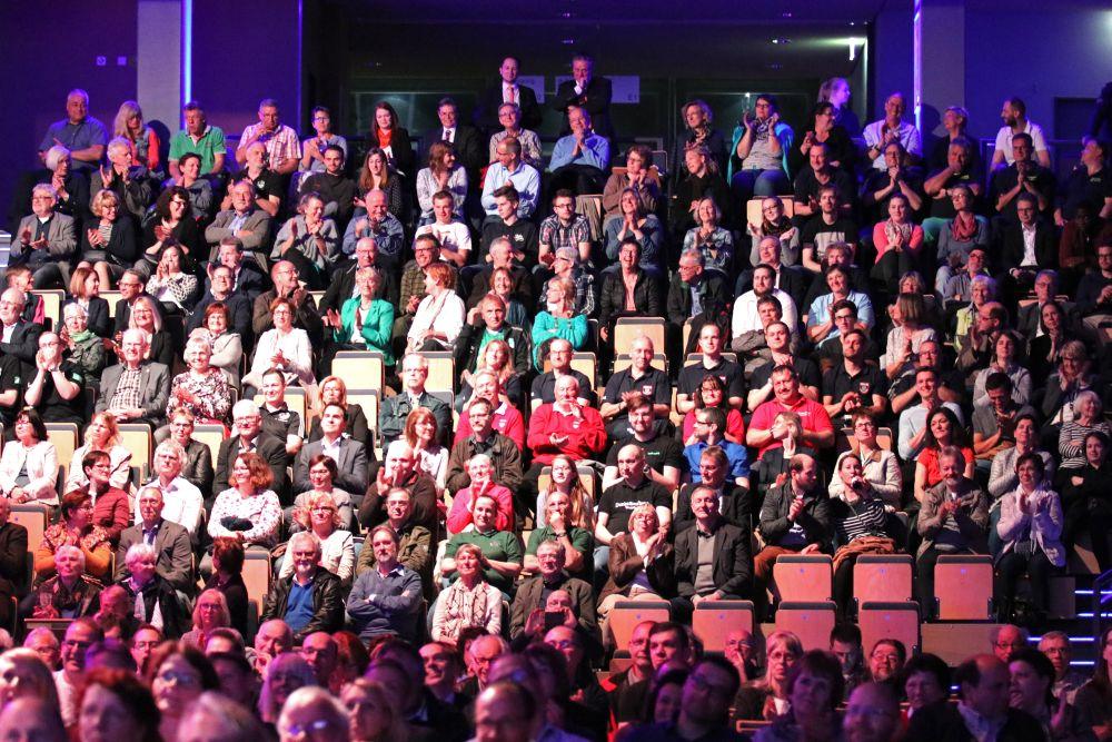 Volksbank Mittelhessen: Mitgliederversammlung 2018 in Wetzlar, Bild 42