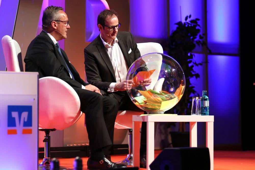 Volksbank Mittelhessen: Mitgliederversammlung 2018 in Wetzlar, Bild 40