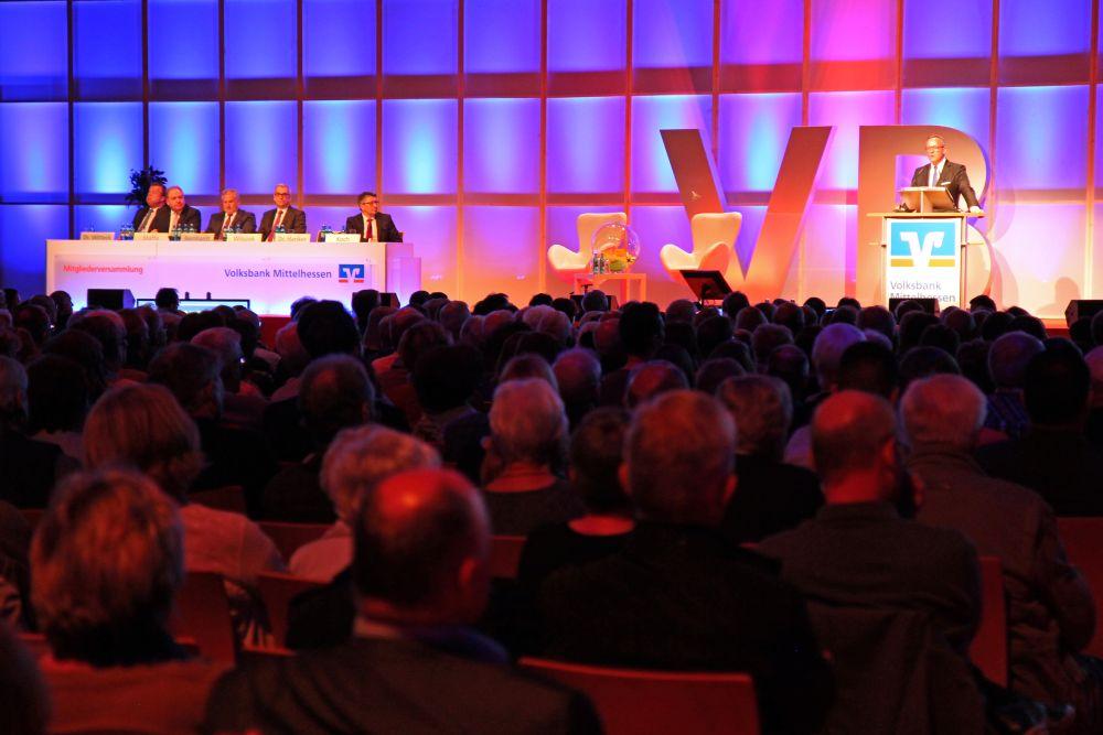 Volksbank Mittelhessen: Mitgliederversammlung 2018 in Wetzlar, Bild 23