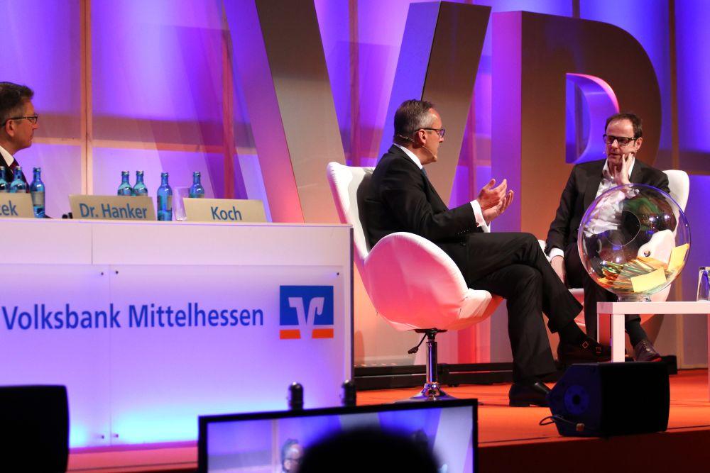 Volksbank Mittelhessen: Mitgliederversammlung 2018 in Wetzlar, Bild 37