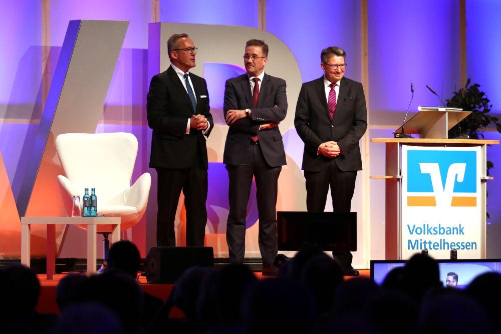 Volksbank Mittelhessen: Mitgliederversammlung 2018 in Wetzlar, Bild 9