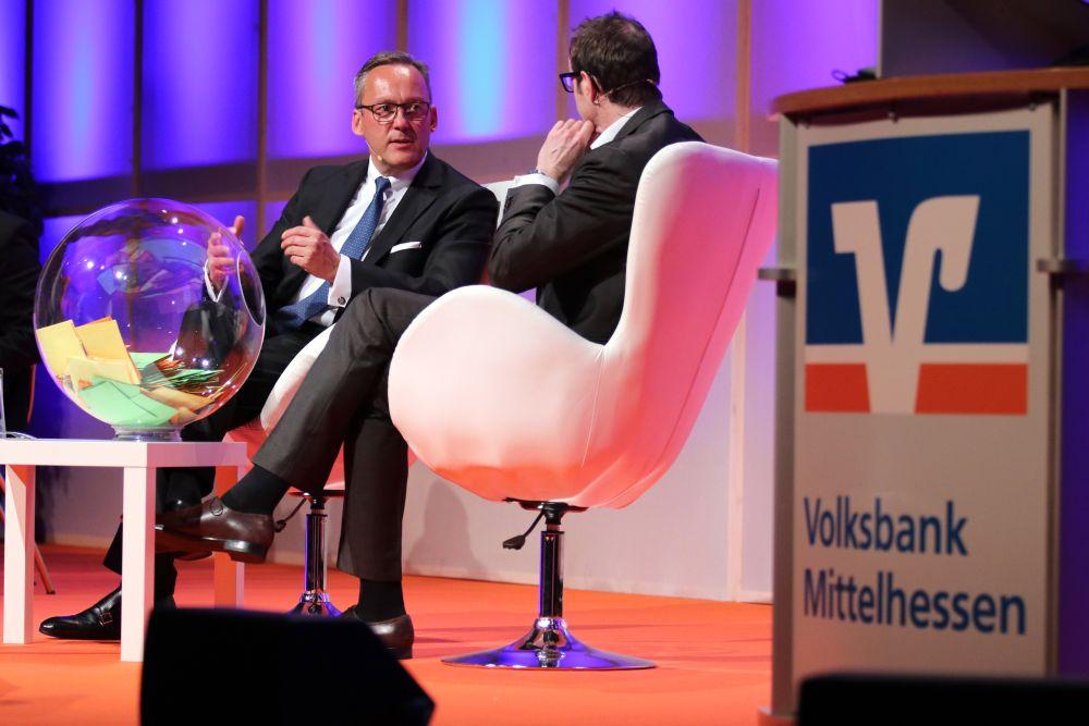 Volksbank Mittelhessen: Mitgliederversammlung 2018 in Wetzlar, Bild 35
