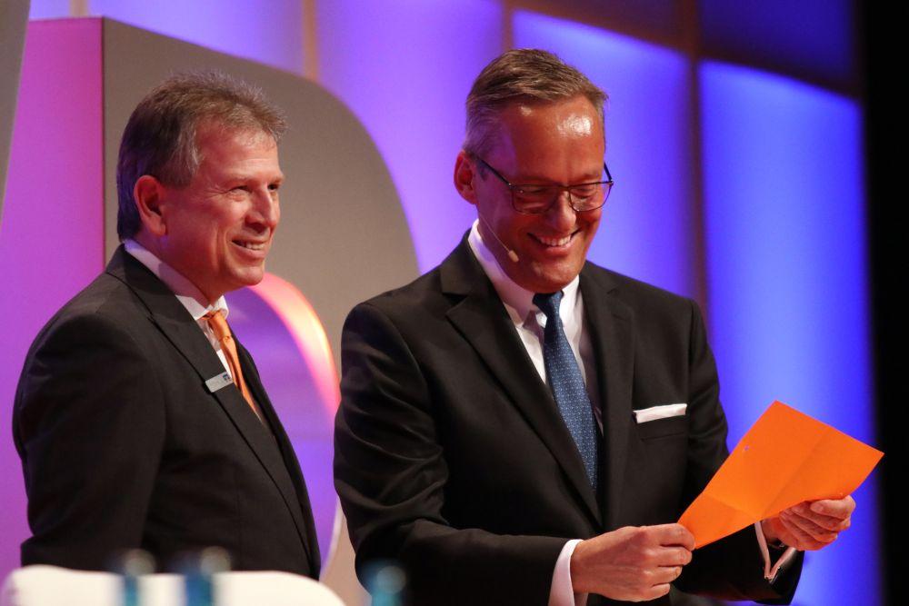 Volksbank Mittelhessen: Mitgliederversammlung 2018 in Wetzlar, Bild 17